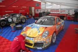 Porsche Carrera Cup GT3 di Hans Peter Koller, Ghinzani Arco Motorsport