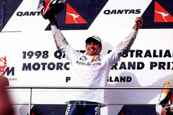1. und Weltmeister: Mick Doohan, Respol Honda Team