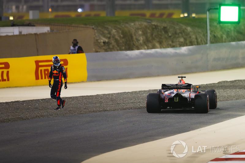 Daniel Ricciardo, Red Bull Racing RB14 Tag Heuer,