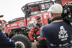Martin van den Brink, Mammoet Rallysport