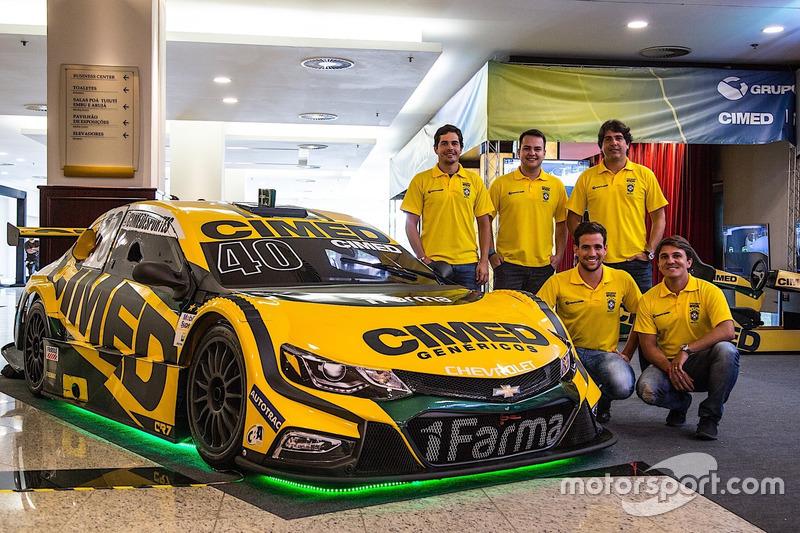 Cimed Racing (Chefe: William Lube)
