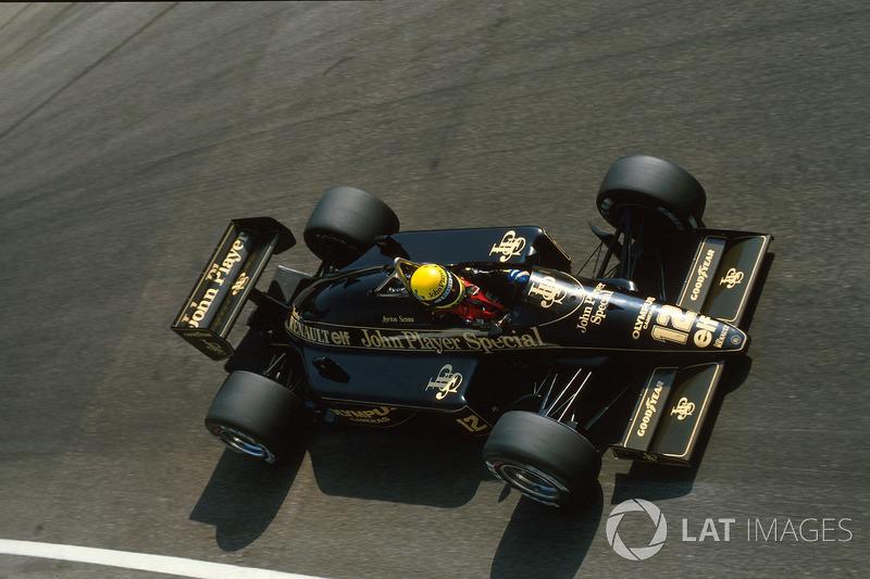1985. Lotus 97T Renault