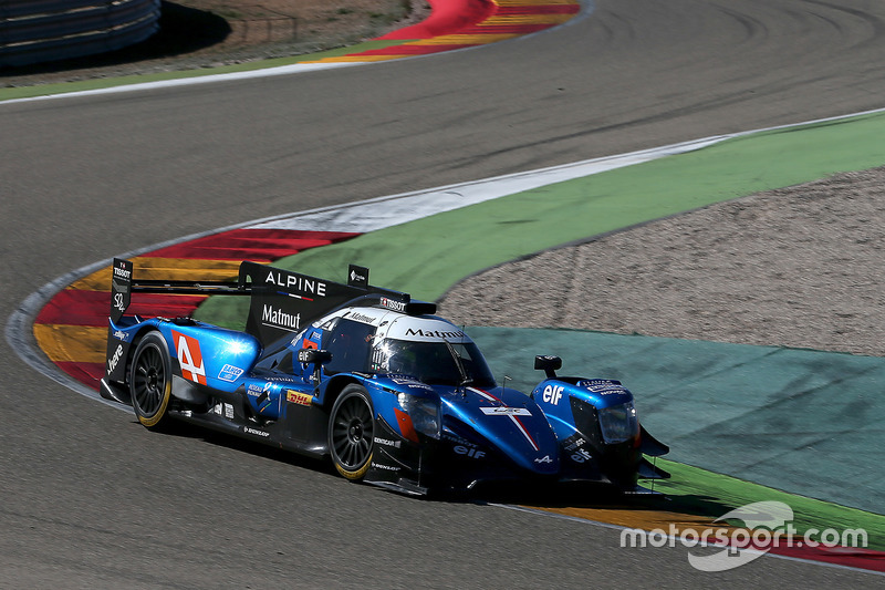 Team Signatech Alpine