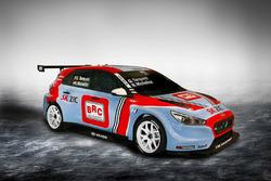 BRC Racing Team lansmanı