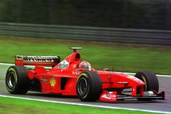 Эдди Ирвайн, Ferrari