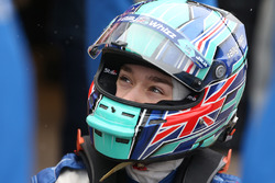 Billy Monger makes his single seater racing car comeback by testing a Carlin run MSV Formula 3 car
