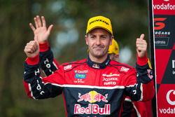 Podium: Jamie Whincup, Triple Eight Race Engineering Holden