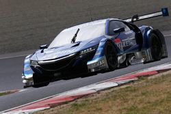 Коудай Цукакоши, Такаши Когуре, Keihin Real Racing, Honda NSX Concept-GT (№17)