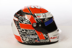 Helm von Alexander Rossi, Andretti Autosport Honda