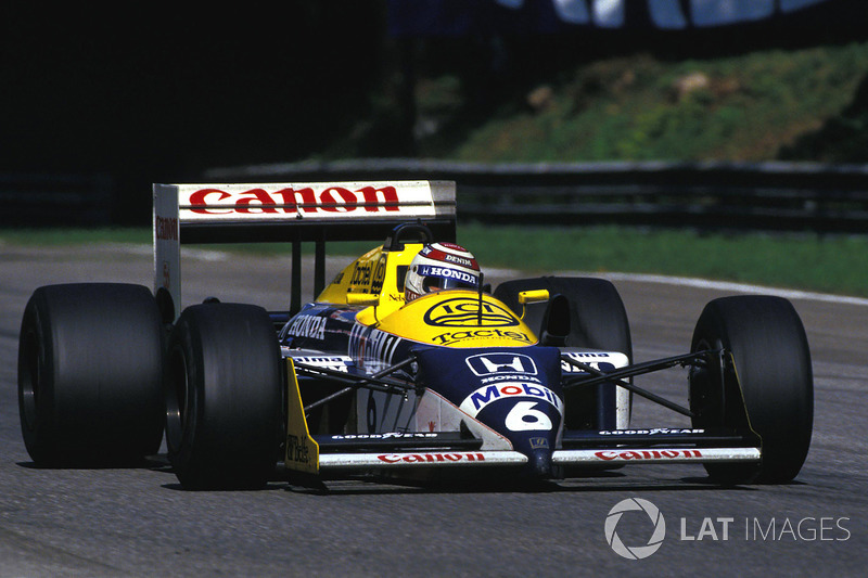 1987 : Williams-Honda FW11B