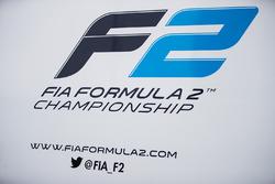 Logo: FIA F2