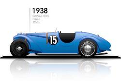 1938 Delahaye 135CS