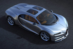 Bugatti Chiron with Skyview roof