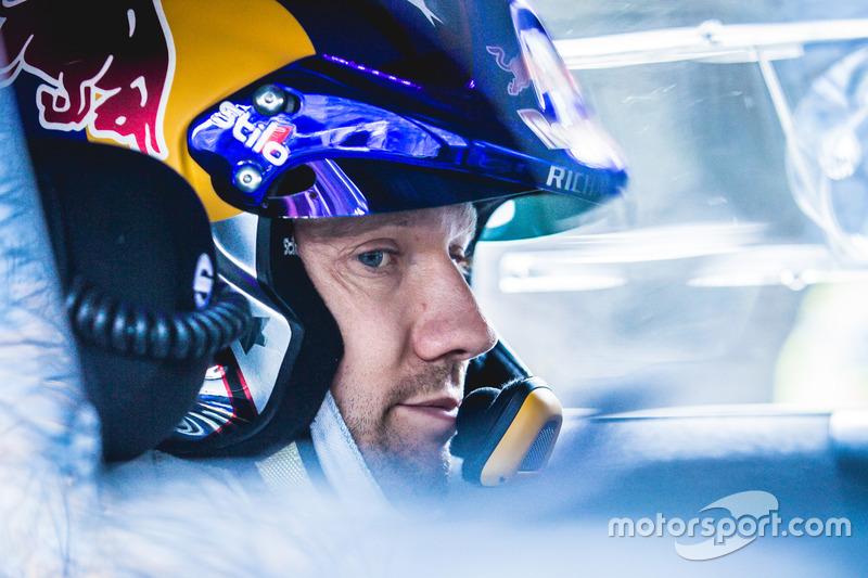 Sébastien Ogier, M-Sport Ford