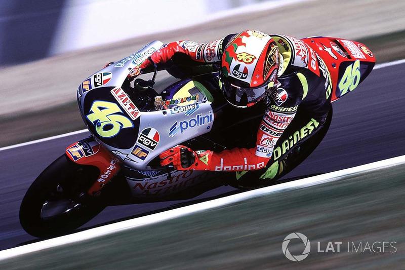 1997 - Aprilia (125cc)