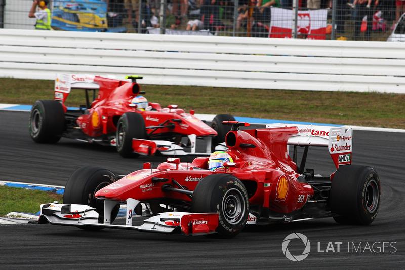 2010 : Ferrari F10