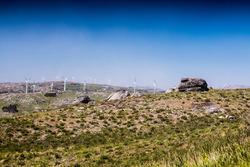 Une route du Rallye du Portugal