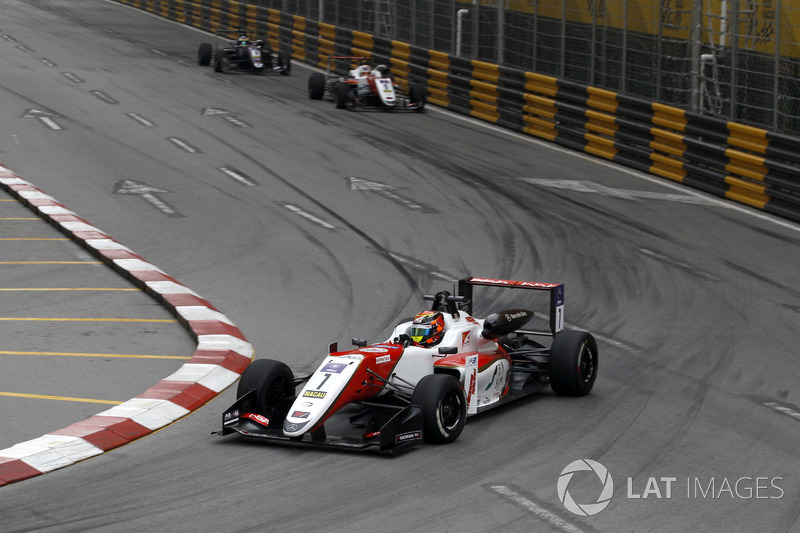 Callum Ilott, SJM Theodore Racing by Prema, Dallara Mercedes