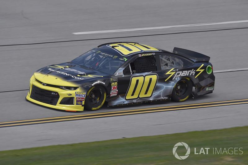 34. Joey Gase, StarCom Racing, Chevrolet Camaro Sparks Inc