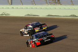 Ryan Preece, Joe Gibbs Racing Toyota and Tyler Reddick, Chip Ganassi Racing Chevrolet