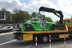 #89 Audi TT