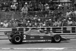 Gilles Villeneuve, Ferrari 126C turbo