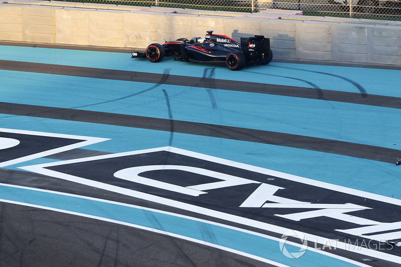 La pesadilla acaba en Abu Dhabi... por el momento