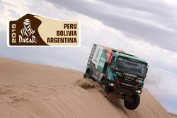 Dakar 2018 topic camion