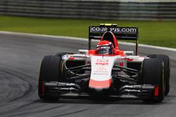 Alexander Rossi, Manor Marussia MR03