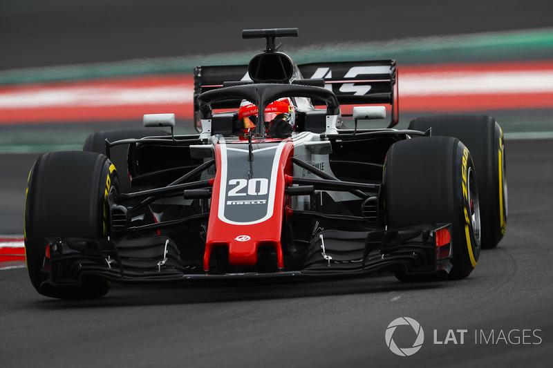 #20 Kevin Magnussen, Haas F1 Team