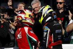 Guan Yu Zhou, Prema Powerteam, Dallara F317 - Mercedes-Benz, Joel Eriksson, Motopark Dallara F317 - Volkswagen