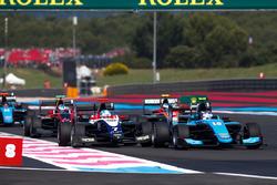 Хуан Мануэль Корреа, Jenzer Motorsport, и Райан Твитер, Trident