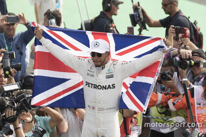 Lewis Hamilton (2008, 2014, 2015, 2017)