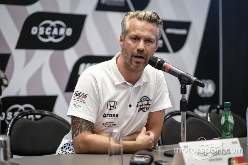 Tiago Monteiro, Boutsen Ginion Racing Honda Civic Type R TCR