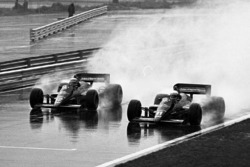 Ayrton Senna, Lotus 97T, Elio De Angelis, Lotus 97T
