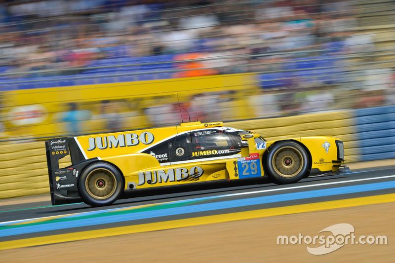 Giedo van der Garde: #29 Racing Team Nederland Dallara P217