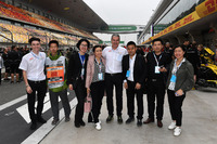 Andrew Denford, F1 in Schools and group
