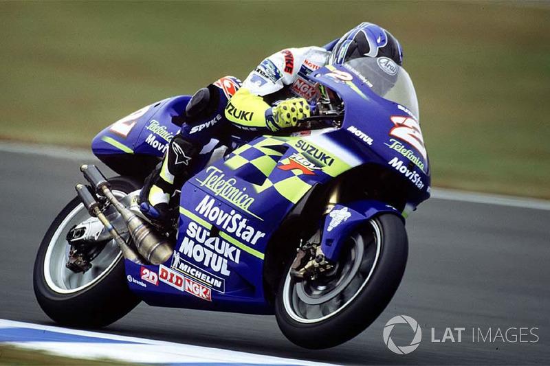 2000 - Kenny Roberts Jr, Suzuki