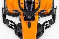 McLaren MCL33, dettaglio dei sidepod