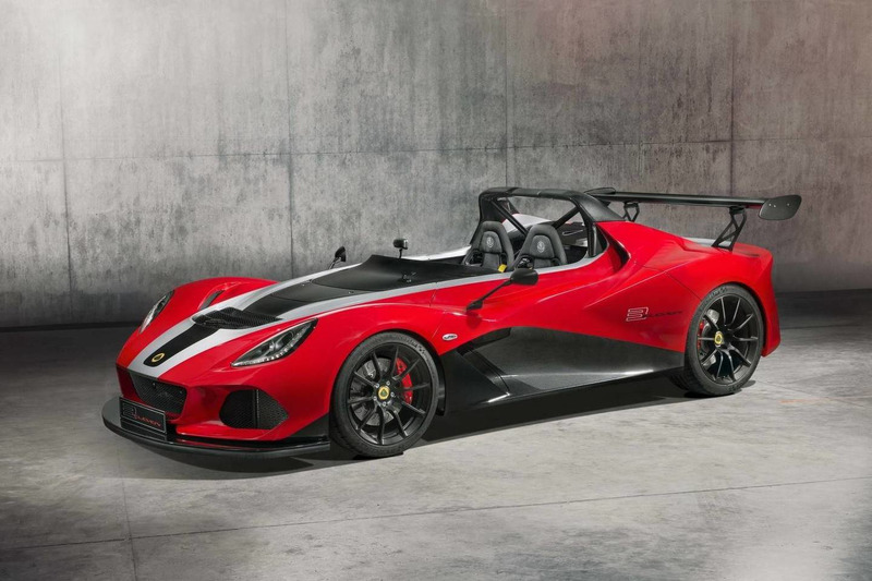 Autó Lotus 3-Eleven 430 - az utolsó lett a legerősebb
