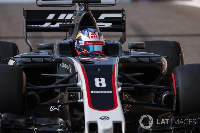 8. Romain Grosjean