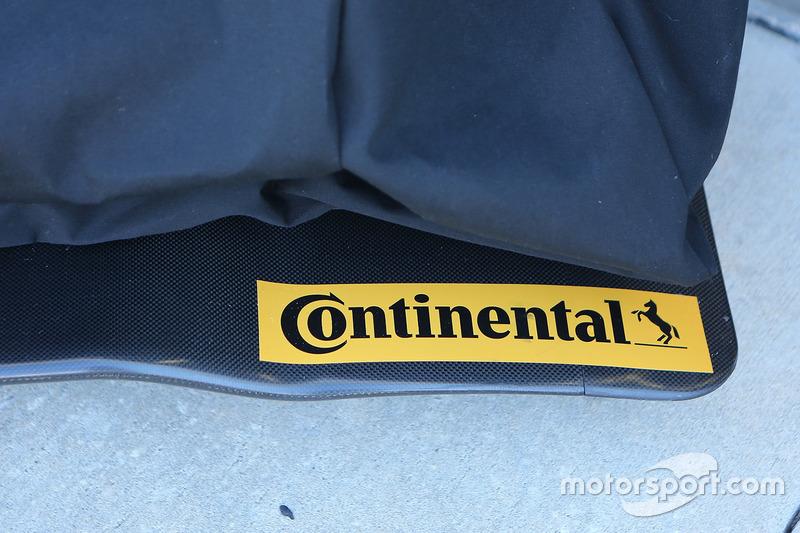 Logotipo de continental neumáticos