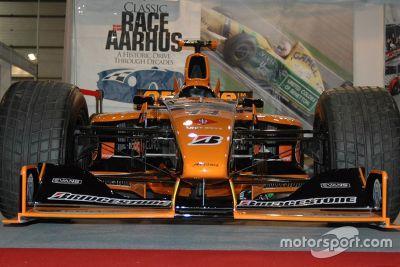 Arrows A21 chassis 06 te koop