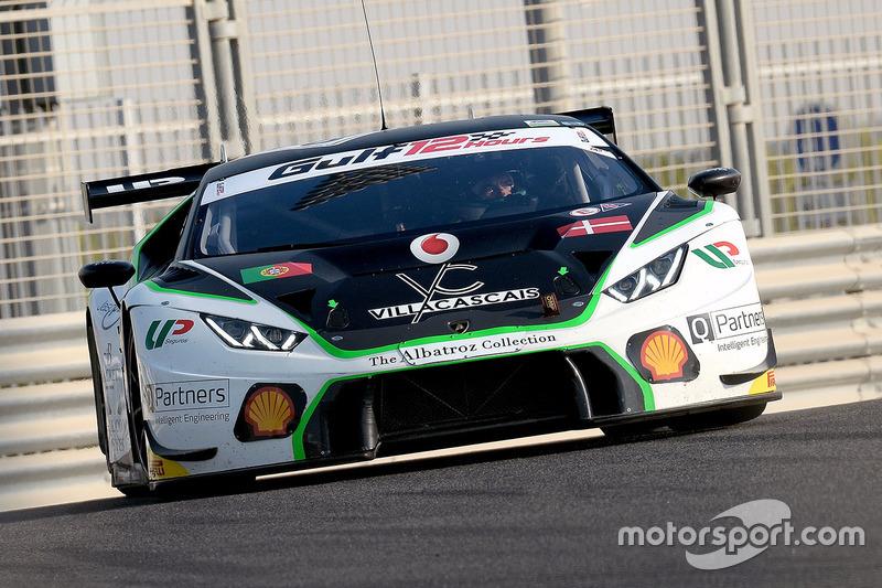#78 Barwell Motorsport Lamborghini Huracan GT3: Miguel Ramos, Filipe Barreiros, Francisco Guedes, Mads Rasmussen