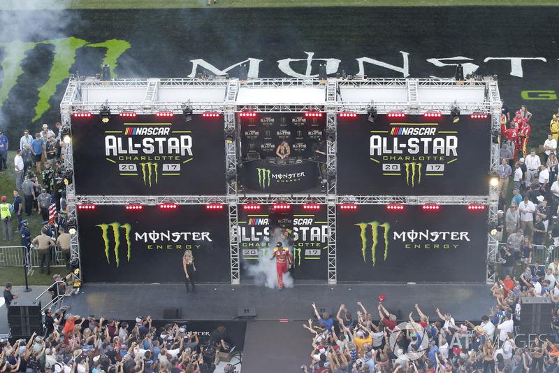 Martin Truex Jr Furniture Row Racing Toyota At All Star