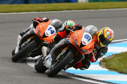 Luke Stapleford, Profile Racing Triumph; Jack Kennedy, Profile Racing Triumph