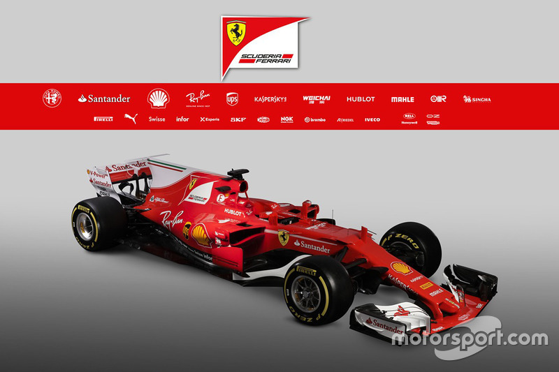 De Ferrari SF70H
