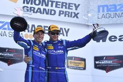 1. Renger van der Zande, Marc Goossens, Visit Florida Racing