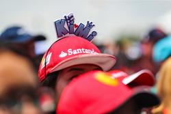 Fan of Kimi Raikkonen, Ferrari