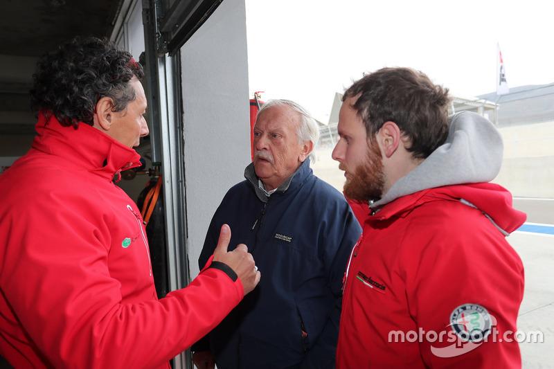 Mario Ferraris, Claudio Bortoletto, GE-Force